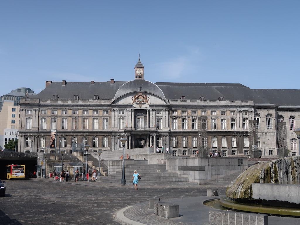 Palace of the Prince-Bishops - Place Saint-Lambert
