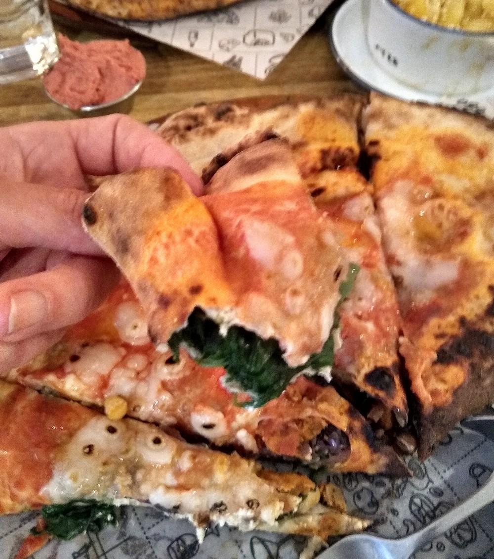 Purezza Vegan Pizza Heaven In Camden Purezza Vegan Pizzeria