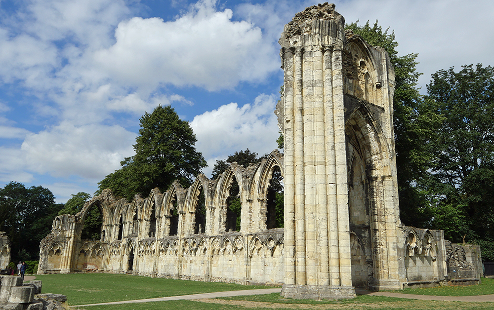 St Marys Abbey York