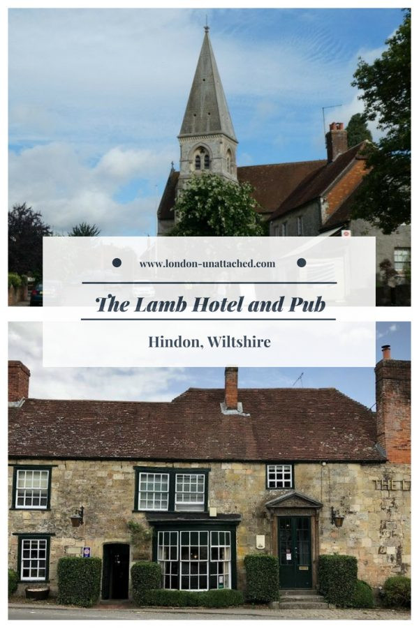 The Lamb Country Hotel and Pub, Hindon Wiltshire (1)