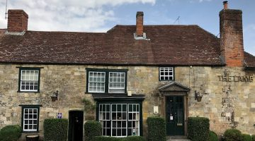 Staycation at the Lamb in Hindon, Wiltshire