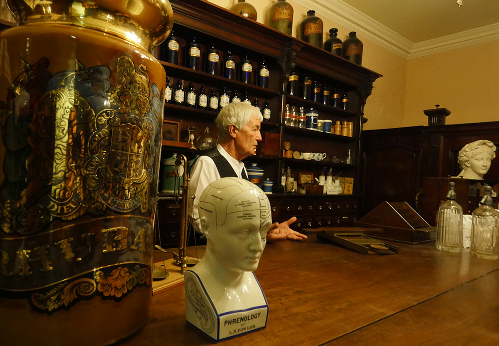 The Pharmacy - Castle Museum
