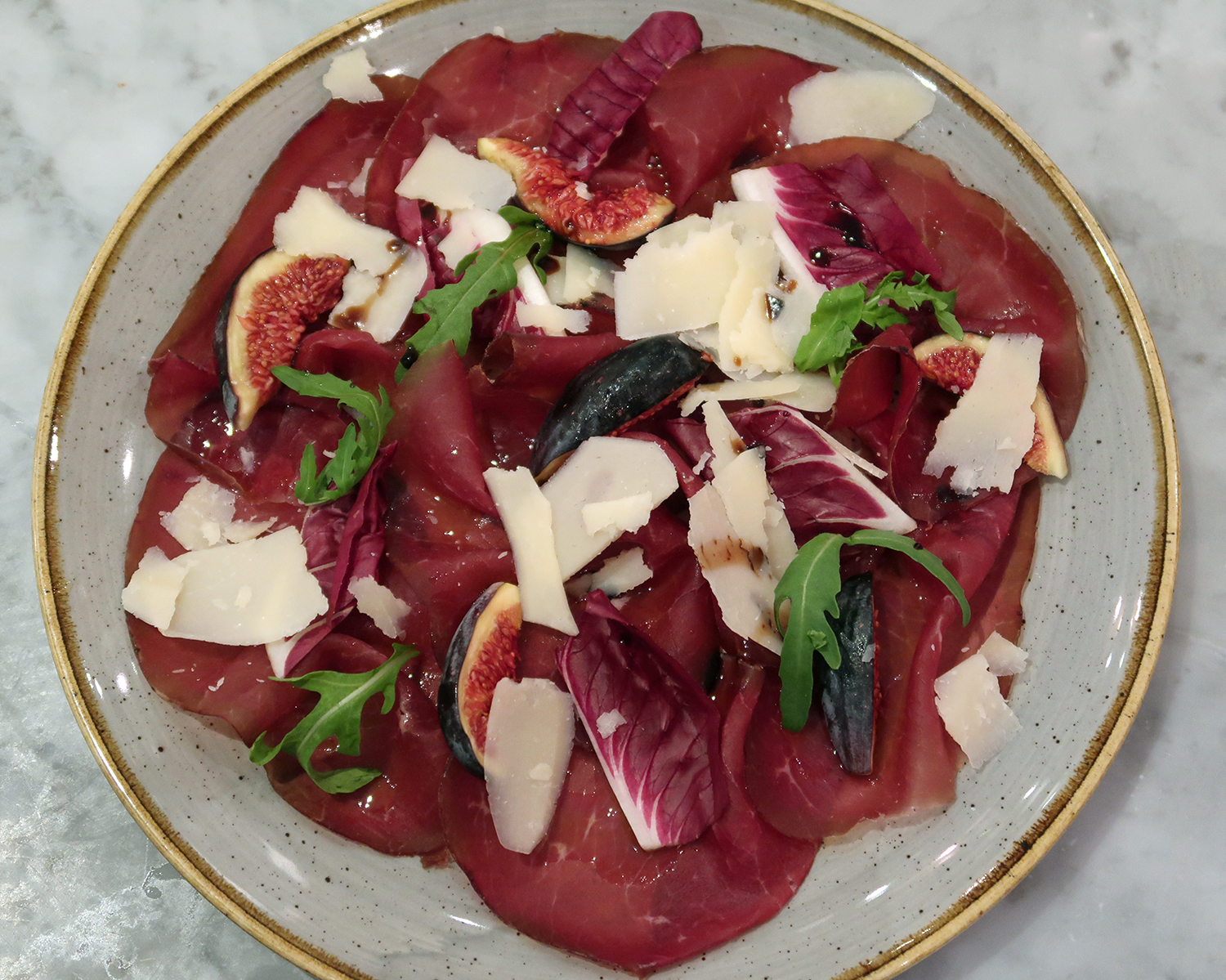 Theos Simple Italian Earls Court Bresaola