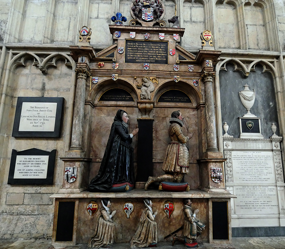 Tomb - York Minster