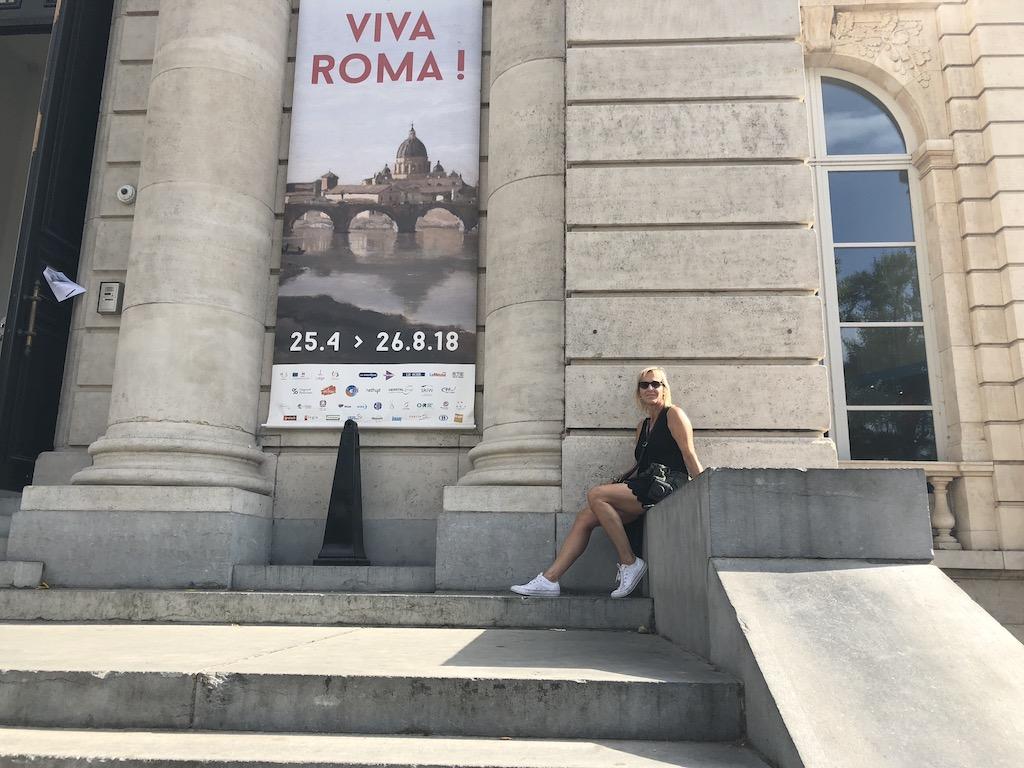 Viva Roma La Boverie Liège