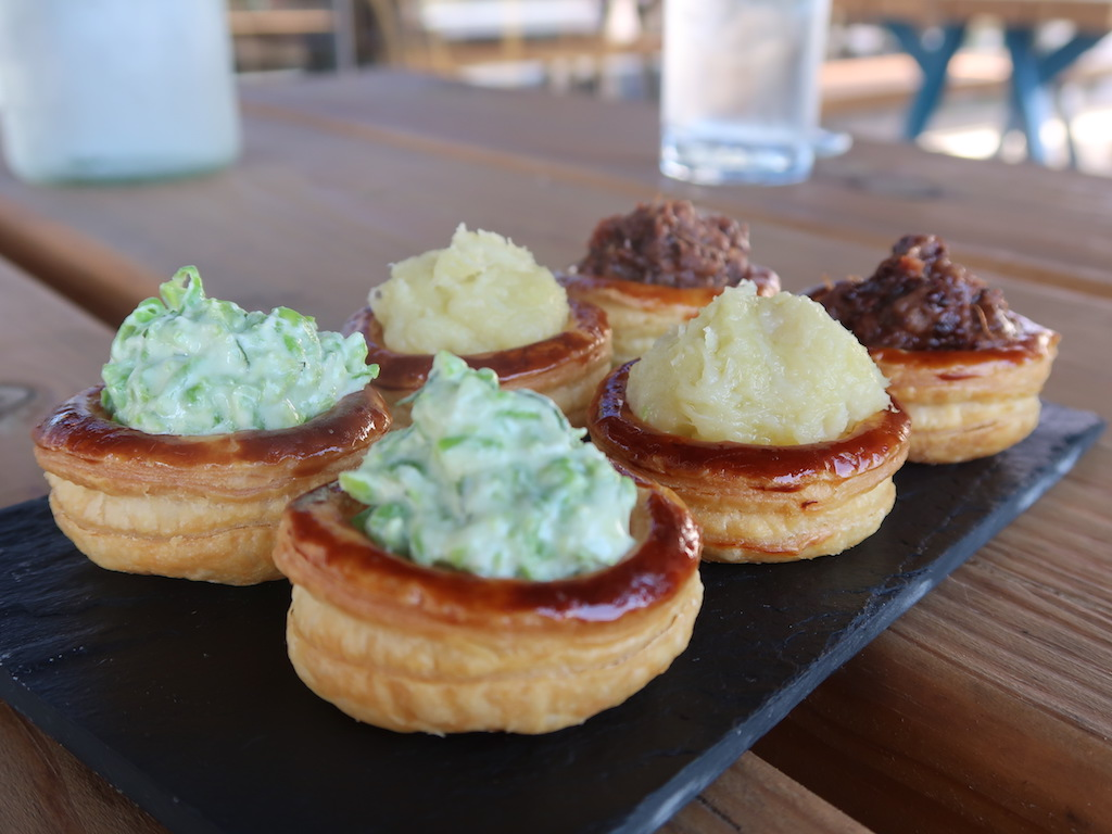 Wellbourne Brasserie - Vol au vents