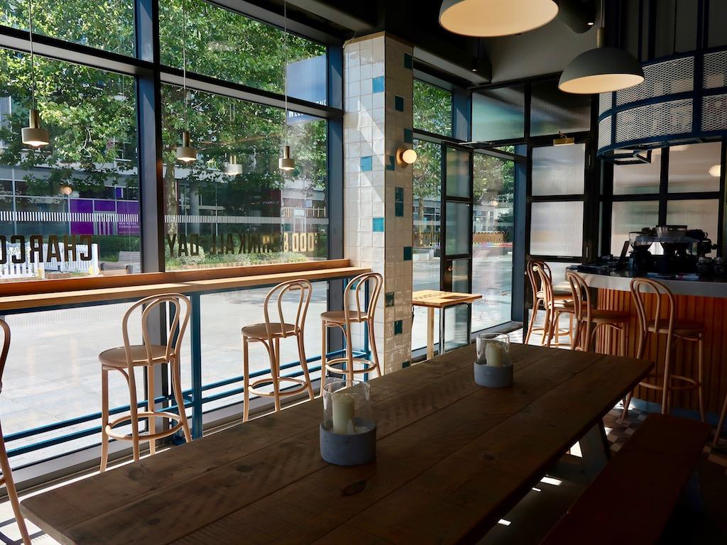 Wellbourne Brasserie interior