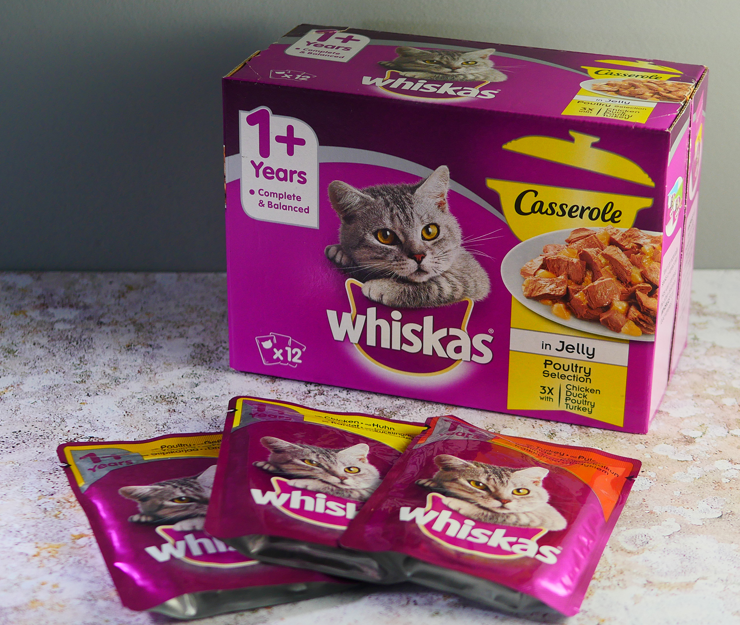 Whiskers Cat Casserole