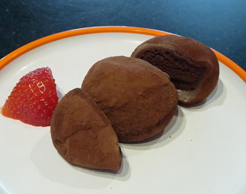 Yo Chocolate Mochi