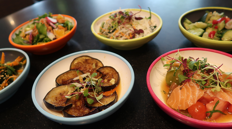 YO! Summer Menu Dishes