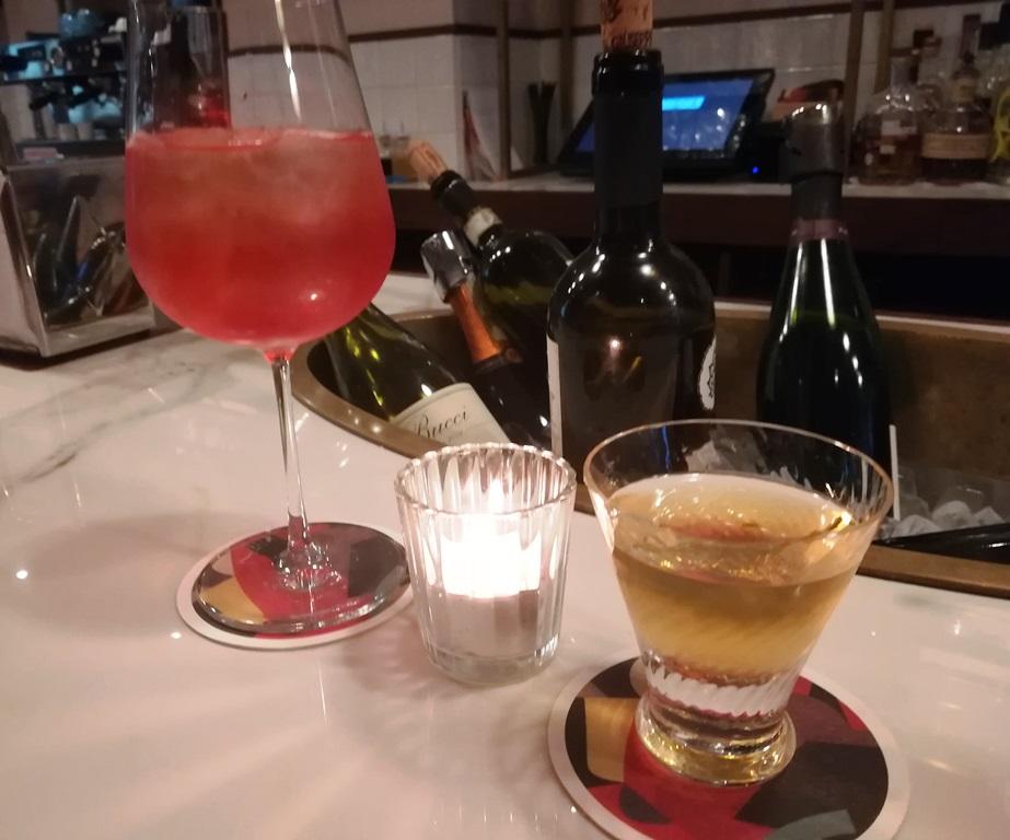 Luca - Aperitivo cocktails