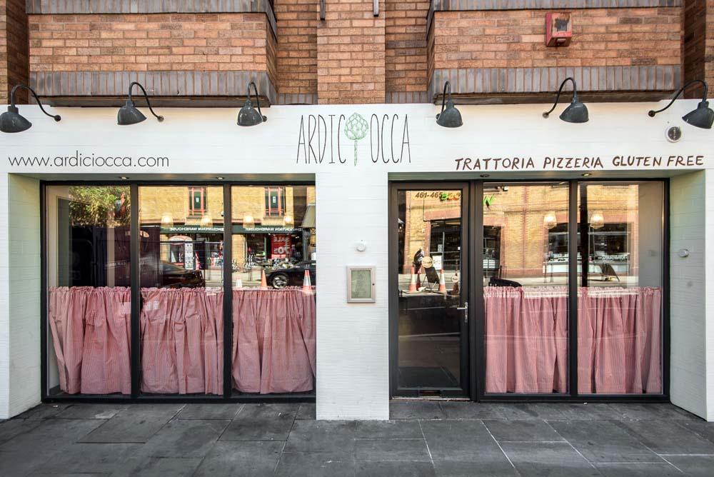 Ardiciocca Gluten Free Restaurant Fulham 1