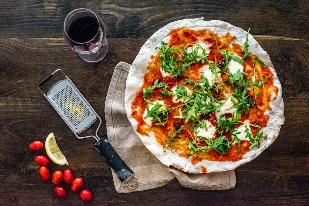 Ardiciocca Fulham - gluten free pizza
