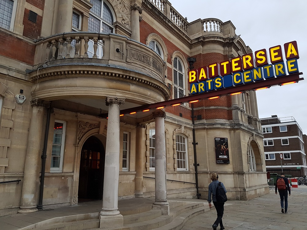 Battersea Arts Centre - BAC