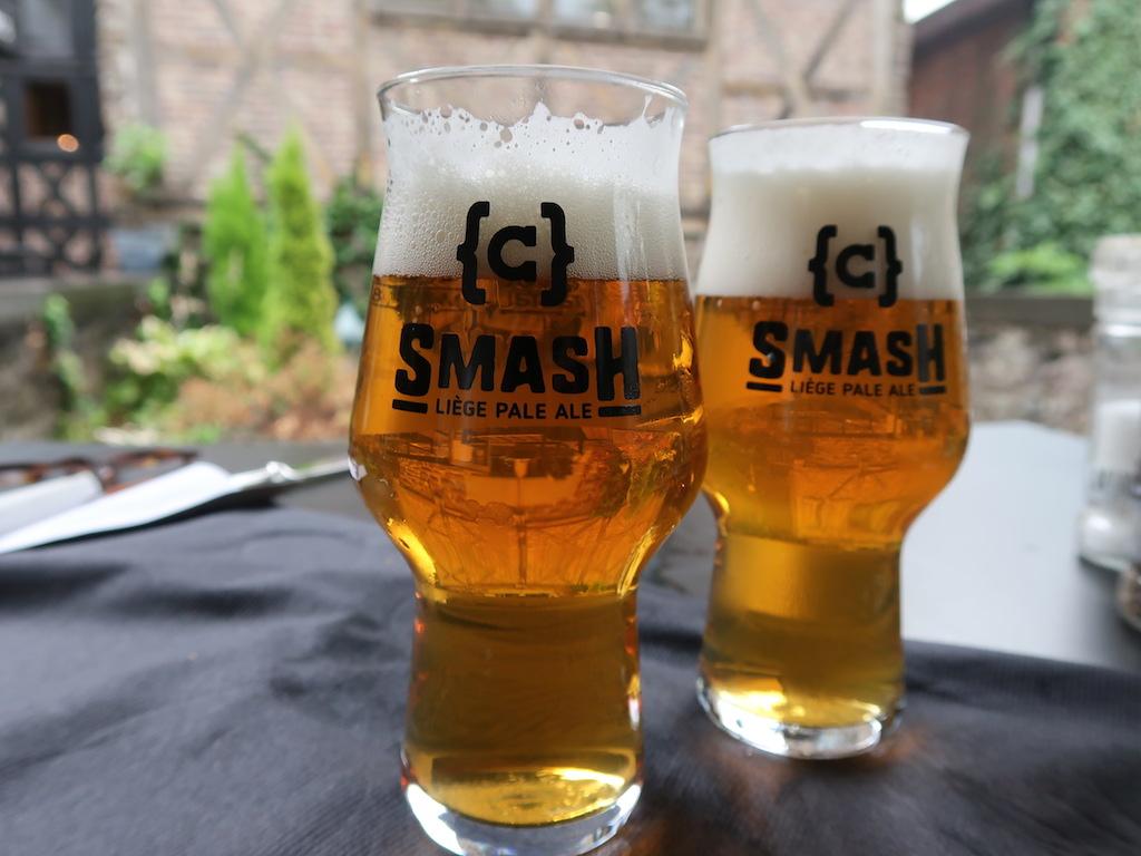 Liège - Brewery C - Smash