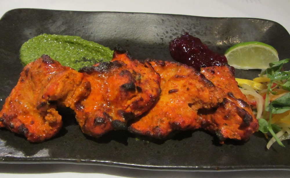Chakra North Indian Restaurant - Mirchi Murgh Tikka