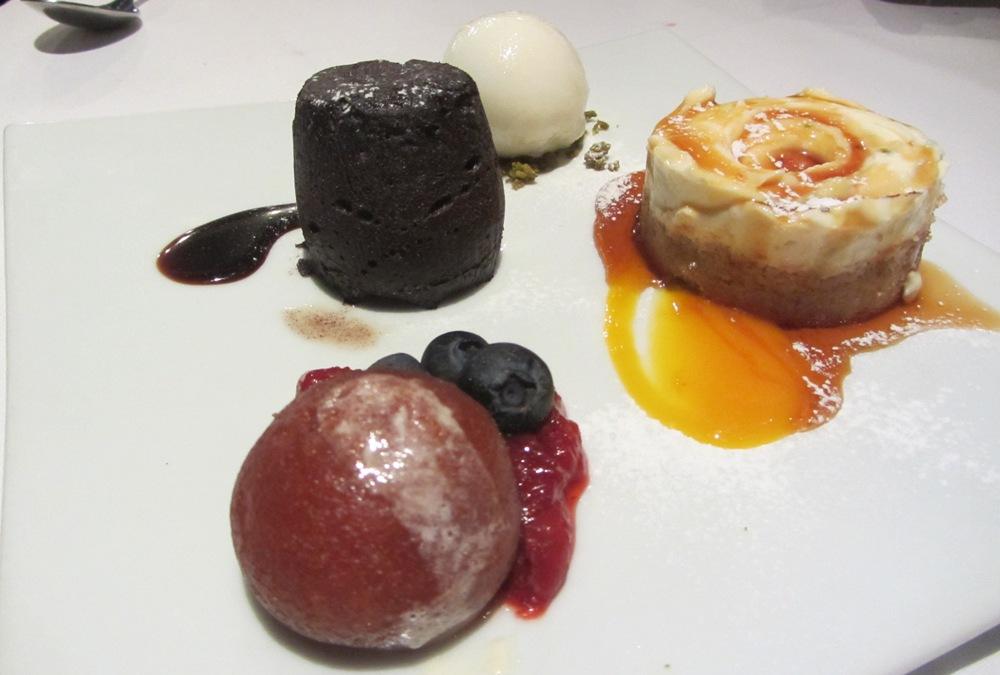 Chakra - desserts