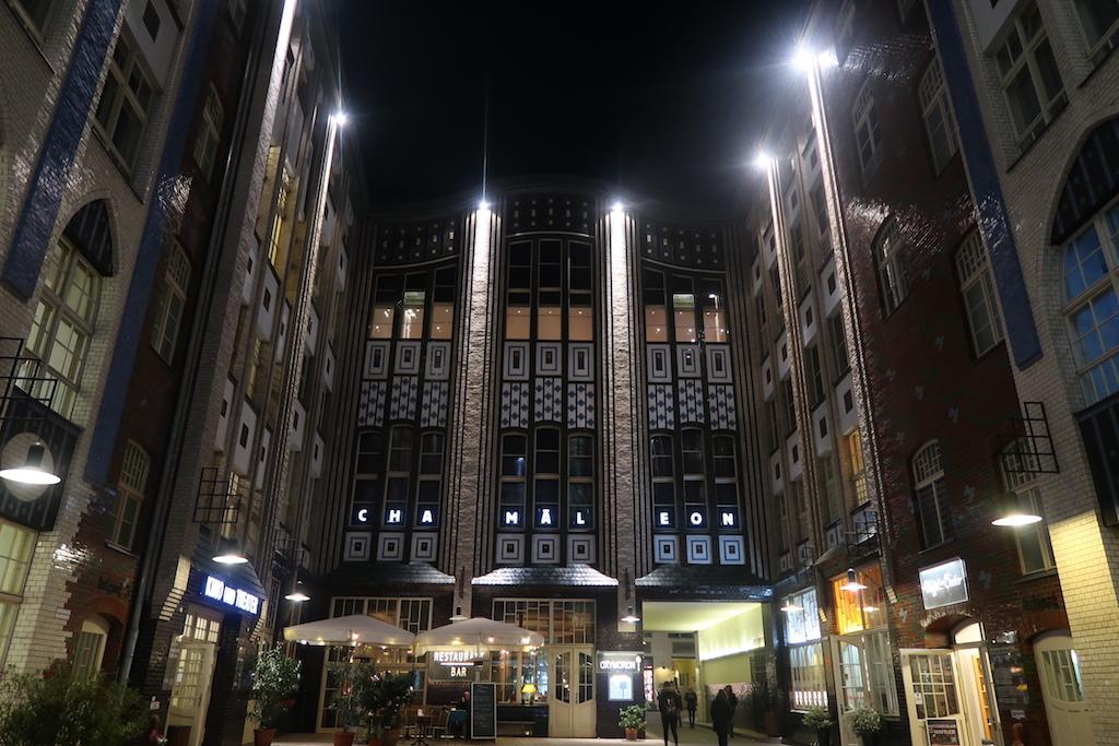 Chamäleon Theatre - Berlin