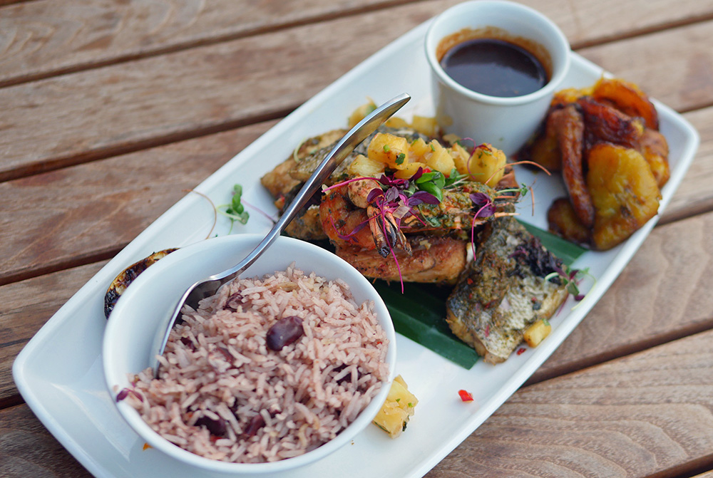 Cottons Vauxhall - Caribbean Food - Fish Main