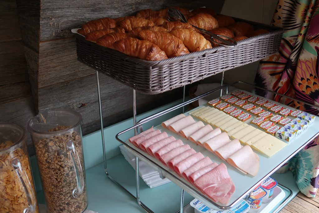 Great Rail Journeys Burgundy River Barge Cruise Breakfast