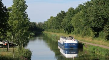 Barge Holiday and River Cruise – Burgundy, France with Great Rail Journeys