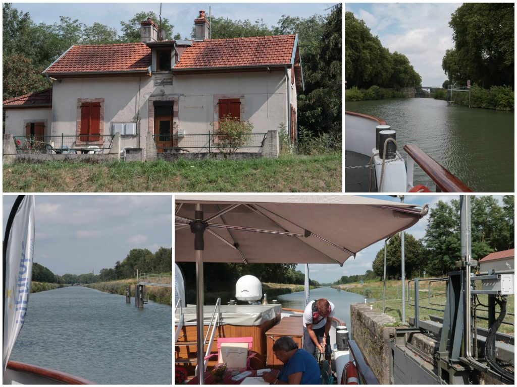 Great Rail Journeys Burgundy River Barge Cruise Petit Saone Auxonne