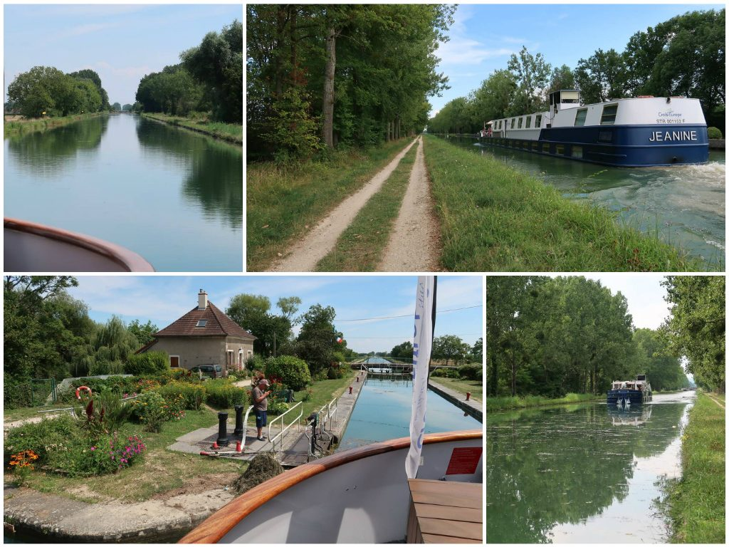 Great Rail Journeys Burgundy River Barge Cruise Longecourt en Plaine