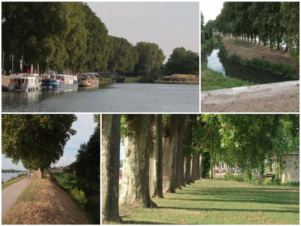 Great Rail Journeys Burgundy River Barge Walking Auxonne