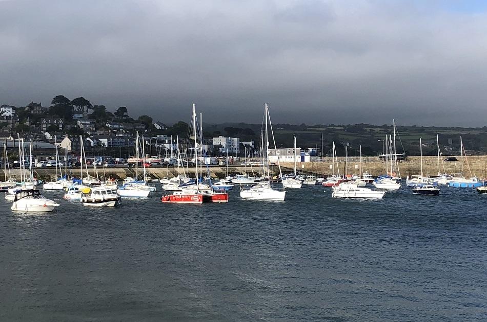 Penzance Harbour Penzance West Cornwall