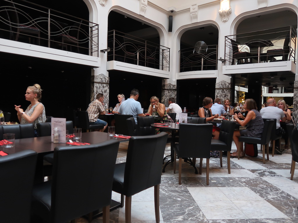 Restaurants inLiège - Bruit Qui Court