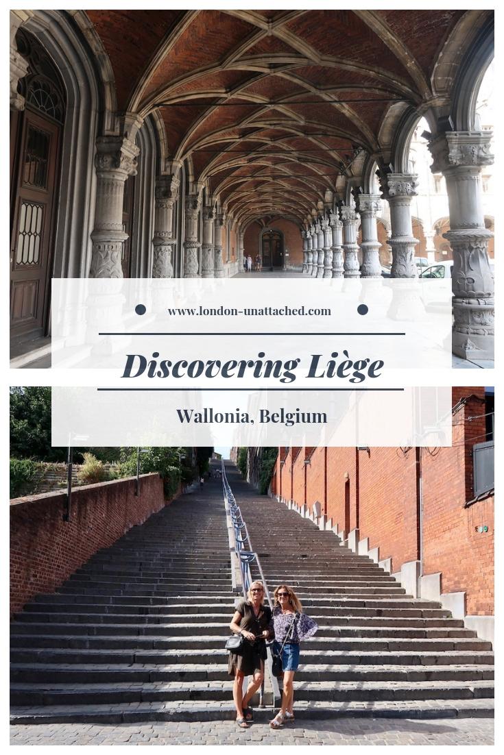 Liège in Wallonia Belgium - Visit Liège Belgium