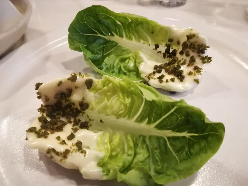 Luca - Aperitivo - Gem lettuce