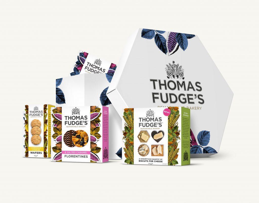 Mixed-Gift-box Thomas Fudge's