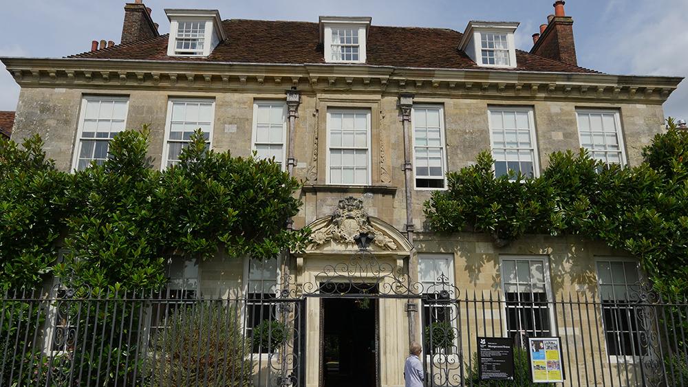 Mompesson House Salisbury
