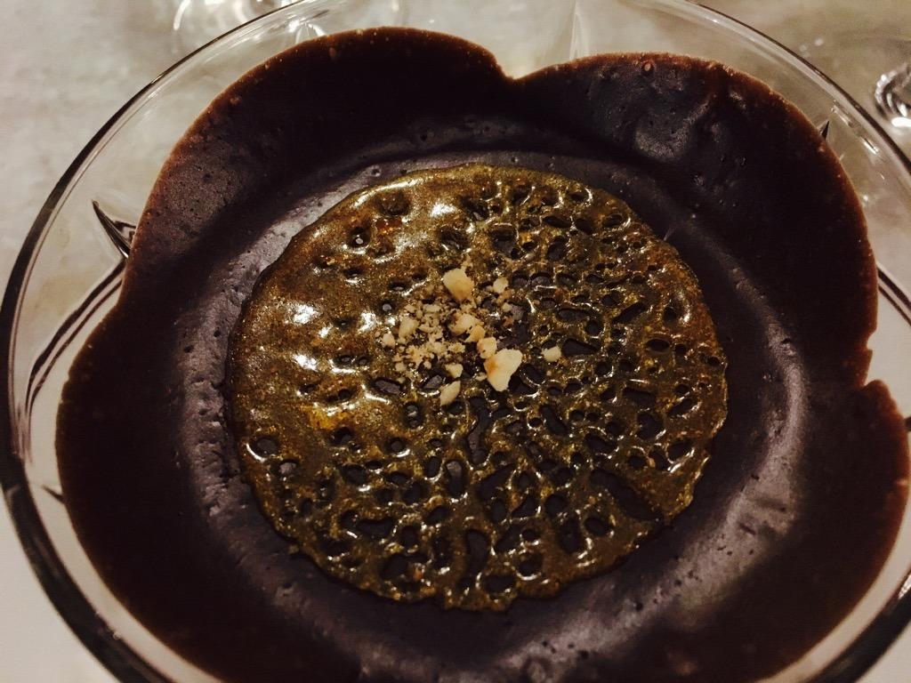 Patron chocolate pot