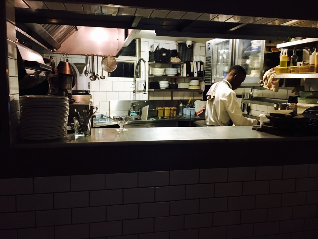 Patron interior kitchen
