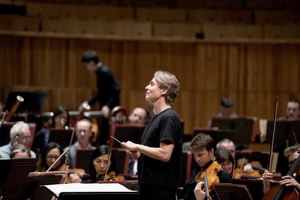 Philharmonia Orchestra with Esa Pekka Salonen