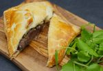 Wild and Game – Pigeon Breast en-croûte recipe:
