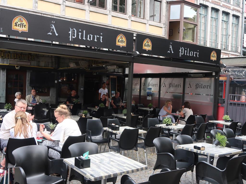 Restaurants inLiège - Pilori Brasserie