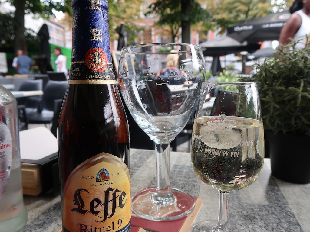 Liège -Pilori - drinks