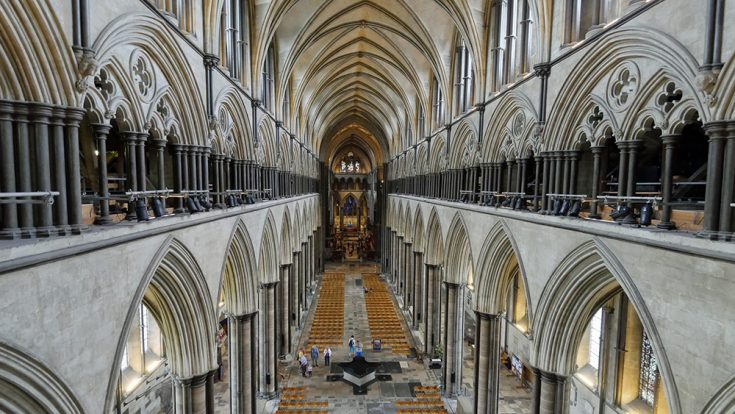 The Story of Salisbury - England's Oldest New Town!