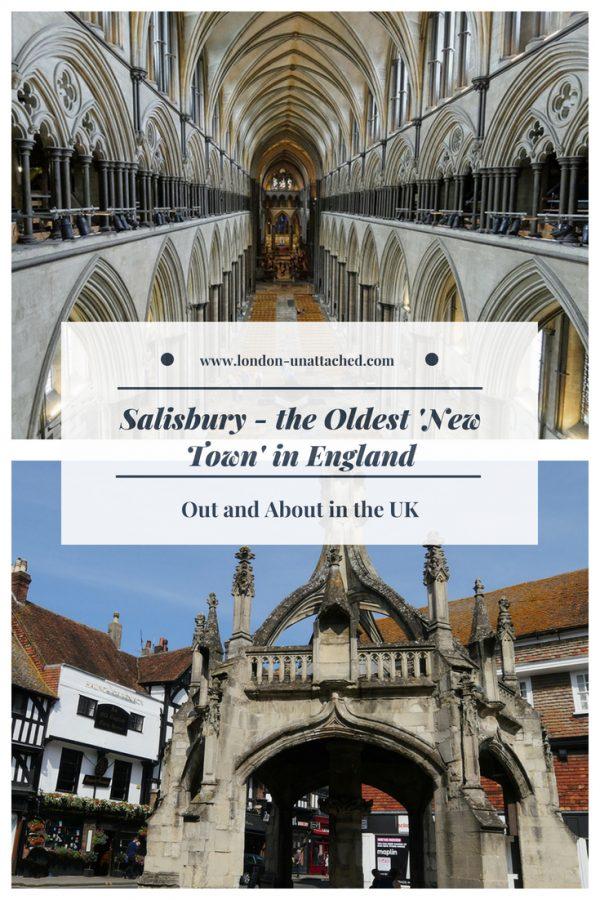 Salisbury Wiltshire - Heritage and History in Salisbury