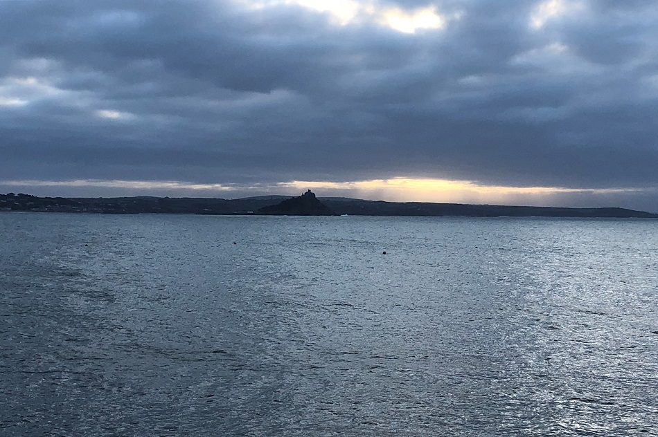Sunset Penzance West Cornwall