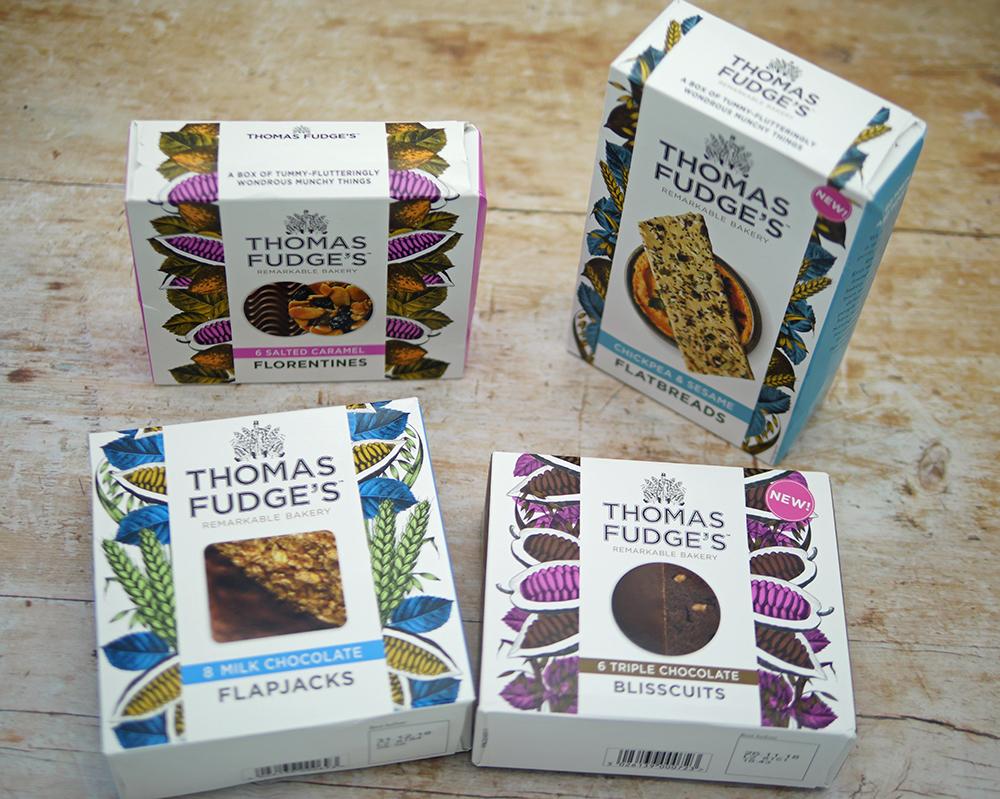 Thomas Fudge Biscuits