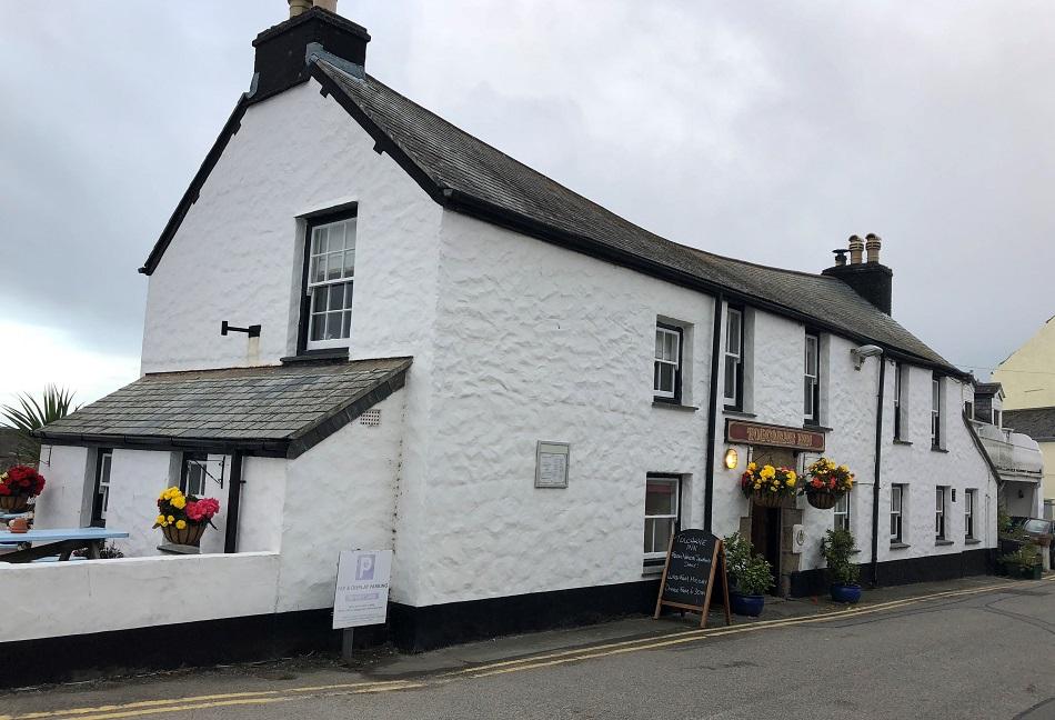 The Tolcarne Inn Newlyn West Cornwall