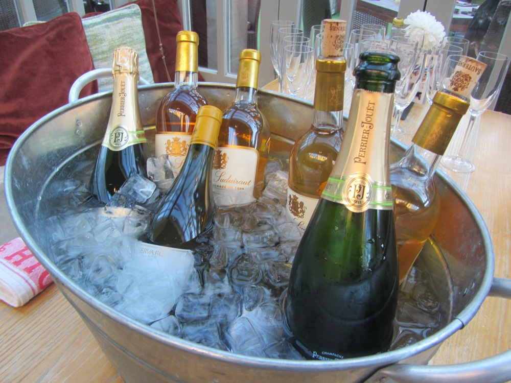 Young's Heritage Breeds and Robust Reds - Perrier Jouet Grand Brut NV