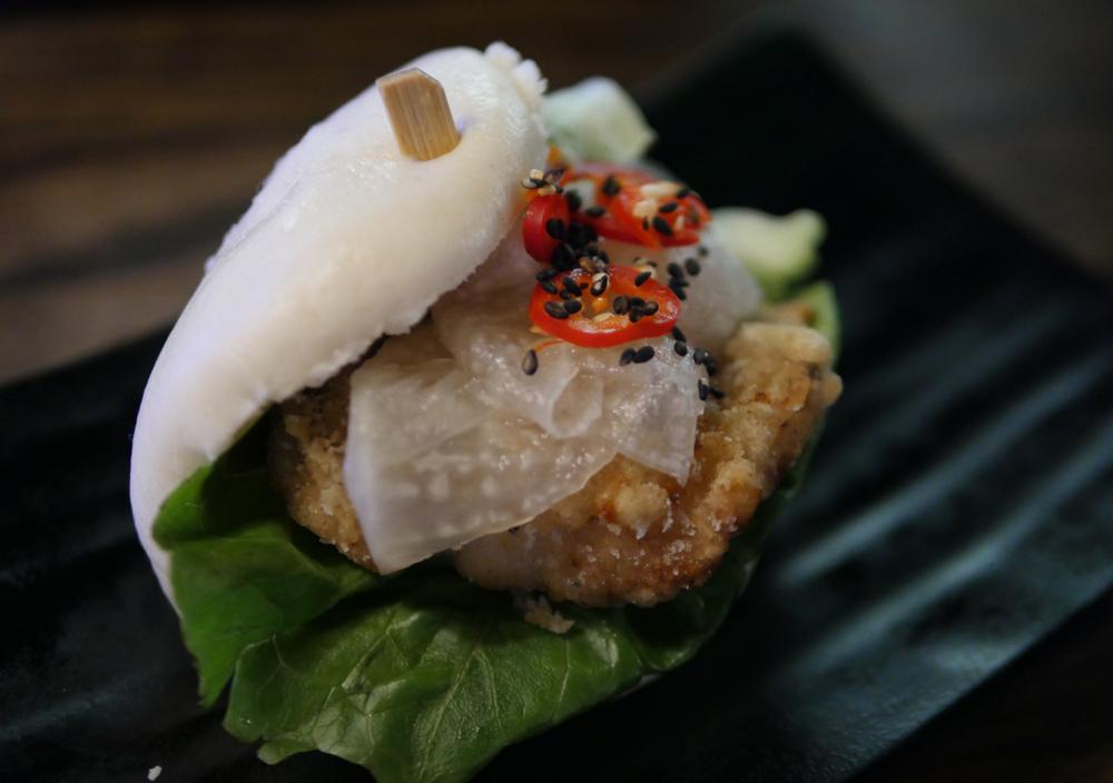 Yuu Kitchen Chicken Bao