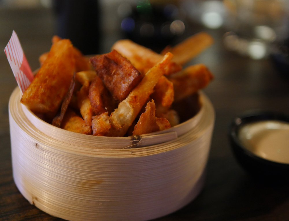yuu kitchen cassava fries