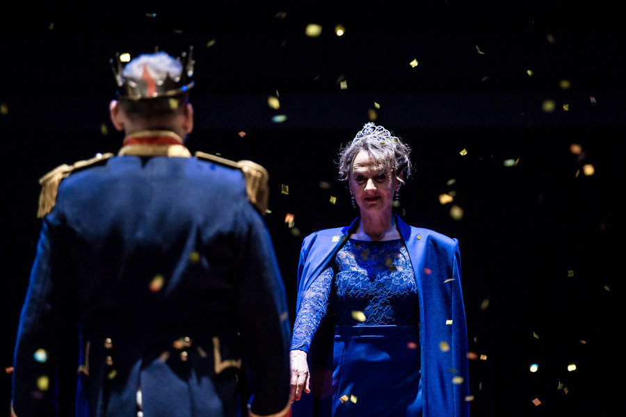 Macbeth - RSC at the Barbican - 2018