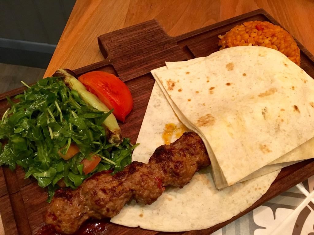 Ali Ocakbasi Ali kebab